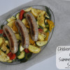 Chicken Sausage and Vegetable Saute