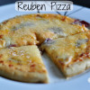 Reuben Pizza Recipe