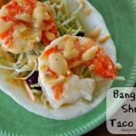 Bang Bang Shrimp Taco Boats