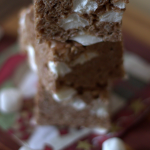 Guest Blogger: Hot Chocolate Rice Krispie Treats