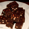 Guest Blogger: Chocolate Almond Butter Marshmallow Fudge with Sea Salt