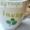 {Guest Post} Lucky Mugs from Lemon Tree Dwelling