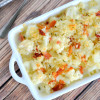Cheesy Cauliflower Gratin