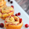Cranberry Orange Sweet Rolls