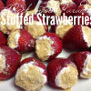 Guest Blogger: Stuffed Strawberries