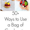 50+ Ways to Use a Bag of Cranberries