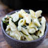 One Pot Spinach Artichoke Pasta