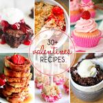 30+ Valentine's Day Desserts