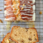 Green Tea Walnut Quick Bread