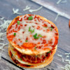Freezer Friendly Pizza Bagels
