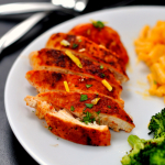 Weeknight Meals: Lemon Paprika Chicken