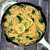 Easy Lemon Garlic Pasta