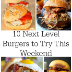 10 Perfect Burger Recipes to Try