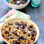 Dark Chocolate Chunk Granola