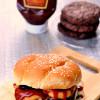 Peppercorn BBQ Burgers