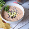 Crockpot Chicken Enchilada Dip
