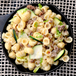 Summer Vegetable Macaroni and Cheese