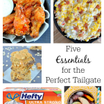 Five Essentials for the Perfect Tailgate
