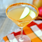 Cinnamon Apple Martini