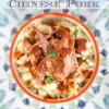 Crockpot Paleo Chinese Pork