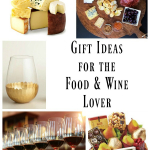 Great Gift Ideas for the Food and Wine Lover