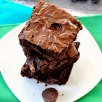 TBT: Nutella Peanut Butter Brownies