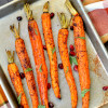 Sumac Roasted Carrots with Walnuts