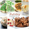 Over 20 Favorite Holiday Recipes