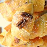 Pecan Pie Crescent Rolls