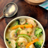 Thai Green Curry Shrimp (Whole30, Paleo)