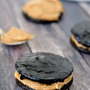 Texas Sheet Cake Whoopie Pies