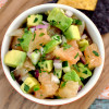 The Best Grapefruit Avocado Salsa