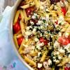 One Pot Greek Chicken Pasta
