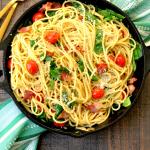 BLT Spaghetti