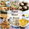 Amazing Potluck and BBQ Recipes