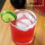 Three Ingredient Pomegranate Margarita Recipe