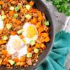 Al Pastor Breakfast Hash