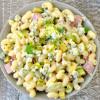 Easy California Cobb Pasta Salad