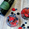 Mixed Berry Prosecco Sangria