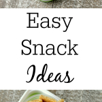 Easy Snack Ideas That Help Schools