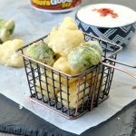Tempura Cauliflower - Perfect Party Food