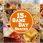 The Perfect Game Day Snacks for Your Crew