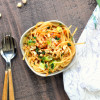 15 Minute Thai Peanut Noodles