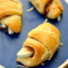 Gruyere Apple Butter Crescents