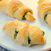 Spinach Artichoke Crescent Rolls - An Immaculate Holiday Appetizer