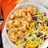 Thai Peanut Shrimp Bowl