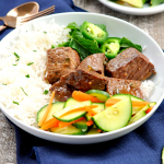 Easy Korean Beef Bowl