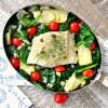 Mediterranean Style Alaska Cod Recipe