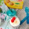 No Bake Mini Lemon Berry Cheesecake Trifles