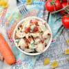 Bacon Ranch Pasta Salad Recipe